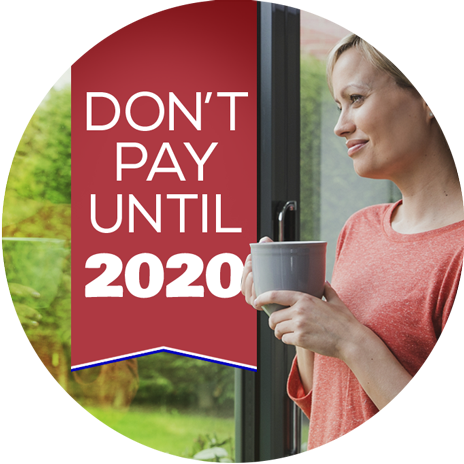 Don't pay until 2020